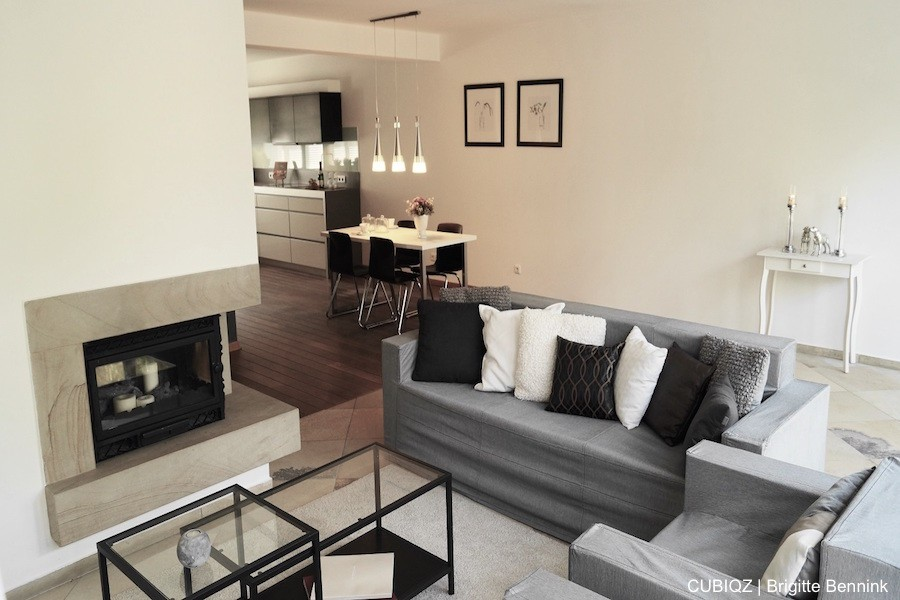 19 Home Staging with CUBIQZ cardboard furniture