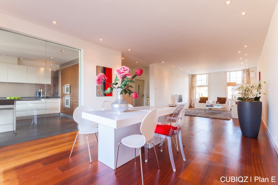 25. home Staging with CUBIQZ cardboard furniture