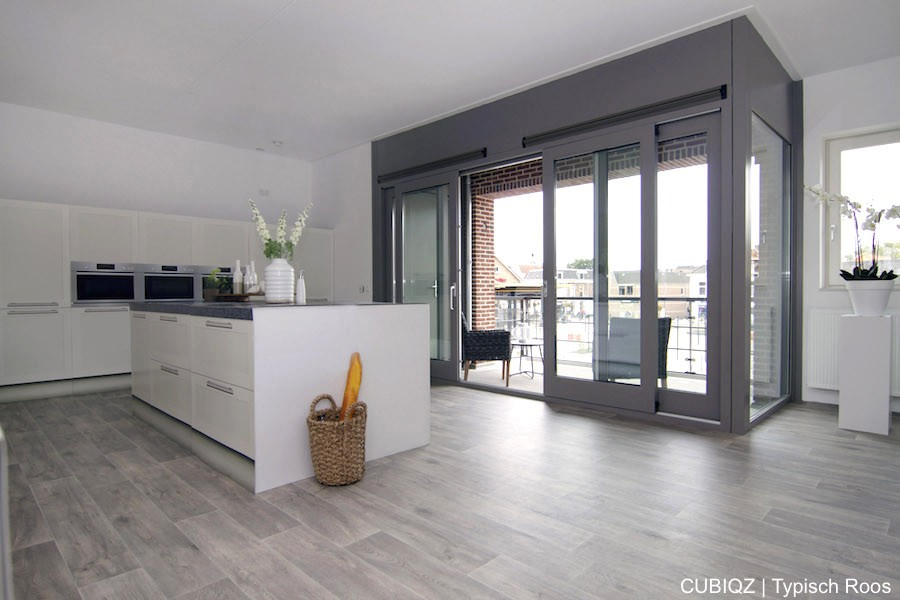 Home Staging with CUBIQZ cardboard island kitchens 6