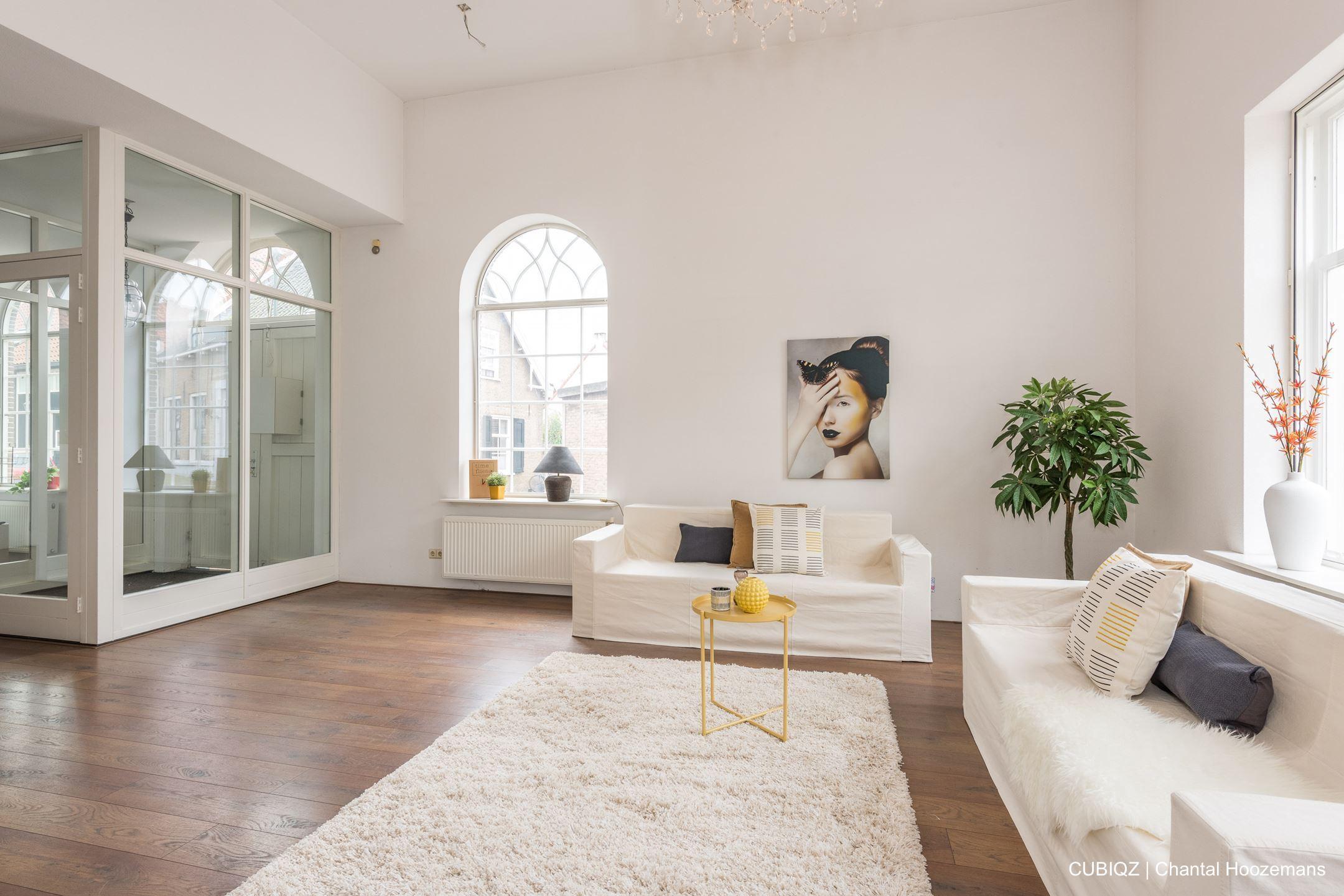 3. Home Staging mit CUBIQZ cardboard furniture