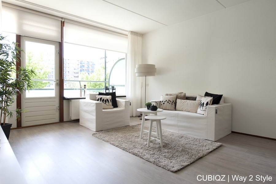 17 Home Staging with CUBIQZ cardboard furniture